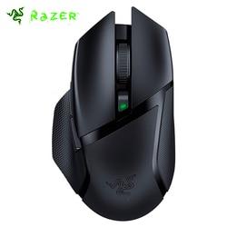 Razer Basilisk X Hyperspeed Wireless Gaming Mouse: Bluetooth & Wireless Compatible 16000DPI DPI Optical Sensor