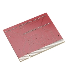 High Quality PC 4 Digit Diagnostic Analyzer Card Motherboard Tester Drop shipping