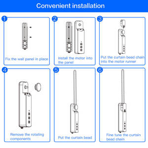 Image 5 - Zemismart新規更新チュウヤwifiローラーシェードドライバ内蔵バッテリーブラインドモータalexa googleアシスタント音声制御