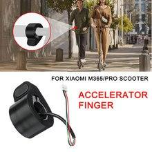 Elektrische Roller Daumen Drossel-gaspedal für Xiaomi M365 Elektrische Roller Teile Trigger Schalthebel Geschwindigkeit Zifferblatt für Xiaomi Pro