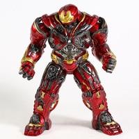 Team of Prototyping Marvel Avengers Hulkbuster Ironman Hulk Super Hero Statue PVC Action Figure Collectible Model Toys