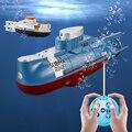Подводная лодка с дистанционным управлением, миниатюрная Водонепроницаемая игрушка для дайвинга, модель, подарок для детей, подарок для ма...