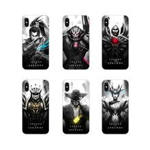 For Samsung Galaxy J1 J2 J3 J4 J5 J6 J7 J8 Plus 2018 Prime 2015 2016 2017 Accessories Phone Cases Covers lol hero poster(China)