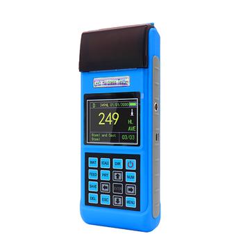 AH300 przenośny metalowy Leeb twardościomierz cena tanie i dobre opinie LanYuXuan CN (pochodzenie) 1 year 1 Year OEM ODM Liaoning China Aolong Portable Hardness Tester 128*64 digital matrix LCD