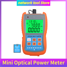 COMPTYCO AUA G70A/G50A Mini Optical Power Meter High Precision OPM Optical Fiber Tester SC/FC/ST Universal Interface Connector