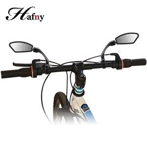 Защитное зеркало заднего вида для велосипеда, регулируемое зеркало заднего вида для мотоцикла, MTB, шоссейного велосипеда, зеркало заднего в...