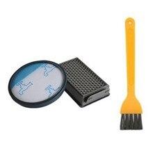 Kit de filtre HEPA, filtre de pièces d'aspirateur sans fil pour Rowenta Compact Power Cyclone Series,RO3715, RO3795,RO3798