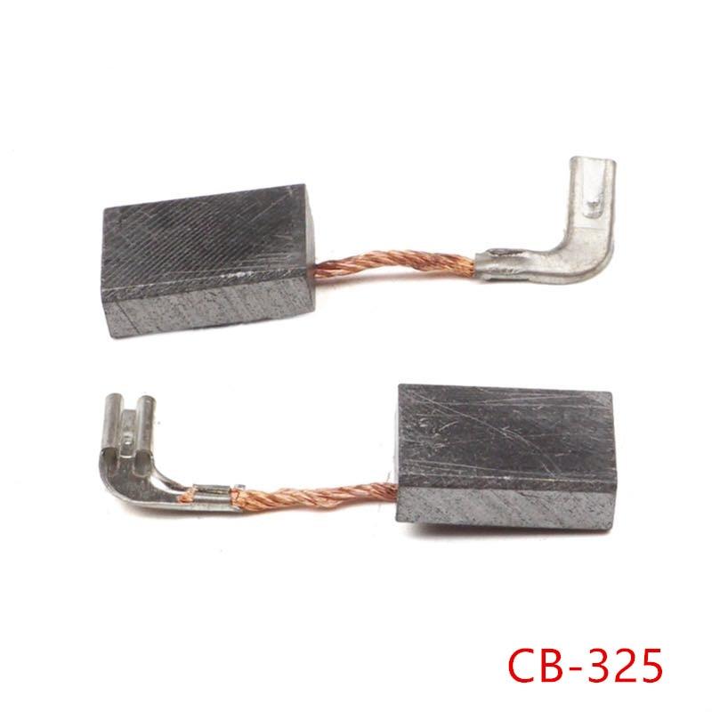 Carbon Brushes Replace For Makita CB-325 HR2470 HR2470T HR2470CAP 9556HN 9557NB 9558NB 9553NB 9558HN 9553HB BHR202 GD0601 HR2811