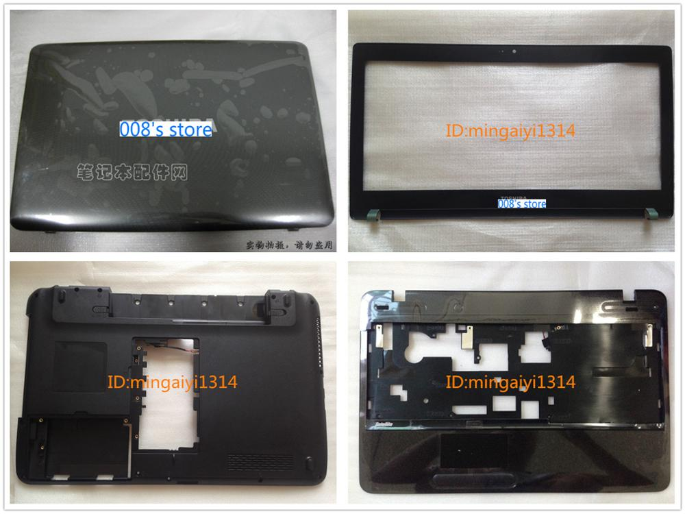NEW Cover For Toshiba Satellite  L650 L650D L655 L655D Top LCD Back/Front Bezel/Palmrest Upper/Bottom Base