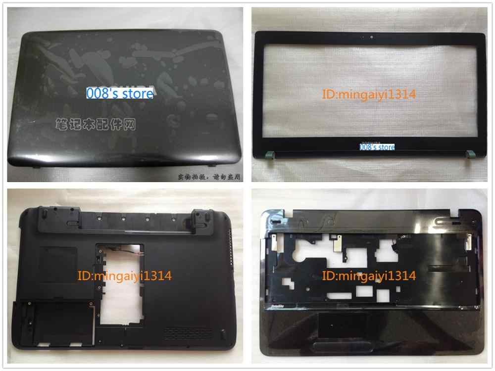 Nouveau couvercle pour Toshiba Satellite L650 L650D L655 L655D haut LCD arrière/avant lunette/repose-main supérieur/bas