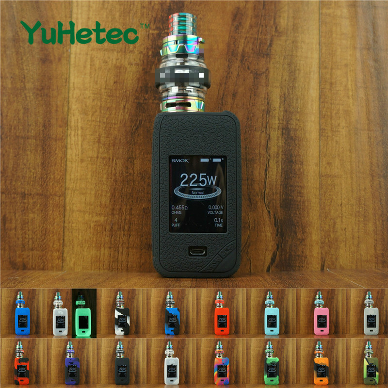 1PCS YEHETEC Silicone Protective Gel Skin Case Cover For SMOK X-PRIV 225W