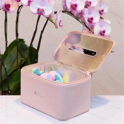 UVC Sterilization Box Deep Ultraviolet Sterilization Multifunctional Storage Bag for Household Travel