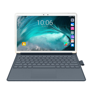 Laptop 11.6 cala 2 w 1 4G telefon Tablet PC MTK6797 Helio X27 2.6 GHZ 4Gb Ram 128gb Rom Android SIM card 4G LTE tablety