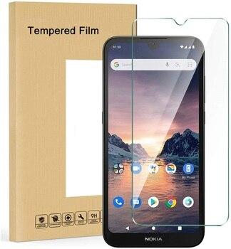 Перейти на Алиэкспресс и купить Для Nokia 1,3 C2 тава закаленное стекло 9H Защитная пленка для переднего экрана для Nokia 1,3 Защитная пленка для экрана