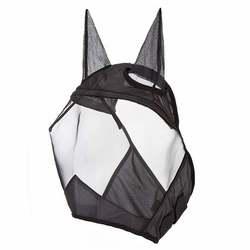 1 шт. 00080 маска для лица лошади, дышащая маска для лица лошади, маска для лица лошади, противомоскитная маска для лица лошади