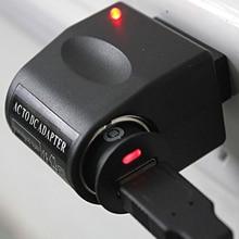 Горячая AC 220V к DC 12V автомобильный прикуриватель настенный адаптер разъема электроконвертор напряжения инвертор US EU Plug