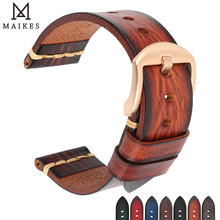 Leather Strap For rolex_watch man Watchband Galaxy Watch Strap 18mm 20mm 22mm 24mm Watch Band Wrist Bracelets Roes Gold Buckle