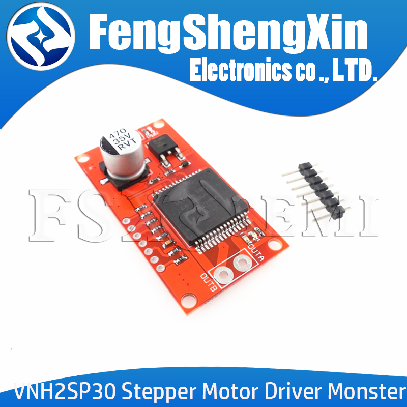 VNH2SP30 30A Mini Schrittmotor Fahrer Monster Moto Schild modul Für Arduino