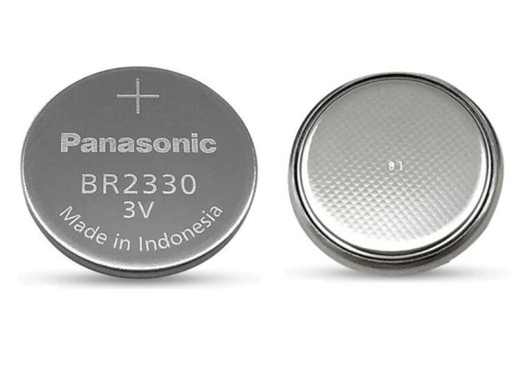 4pcs/lot Panasonic 3V BR2330 Battery BR 2330 High temperature Button Coin Batteries Cell image