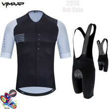 STRAVA Ropa Ciclismo Cycling Jersey Bib Shorts Set Gel Pad Mountain Cycling Clothing Suits Outdoor Mtb Bike Wear 2020 new