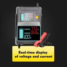 12 V/24 V w pełni automatyczny ładowarka samochodowa Power Pulse naprawa ładowarek Wet Dry akumulator kwasowo-ołowiowy cyfrowy wyświetlacz LCD