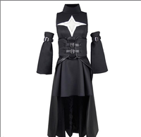 To Love Darkness cos Eve anime cosplay man woman cosplay fashion High quality costume set Top + Skirt + Accessory