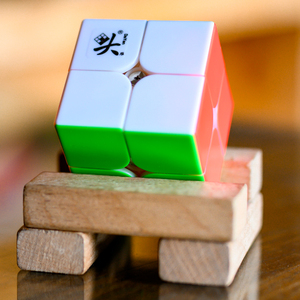 Image 5 - דיין 2x2x2 TengYun M מגנטי קסם קוביית 2x2 cubo magico חינוכיים צעצועי אלוף תחרות מקצועי קוביית צעצועים