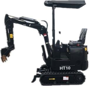 HT10 Mini Excavator Cheap Prices HIGHTOP Brand