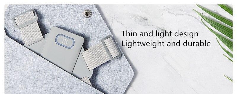 Intelligent Posture Belt Smart Reminder