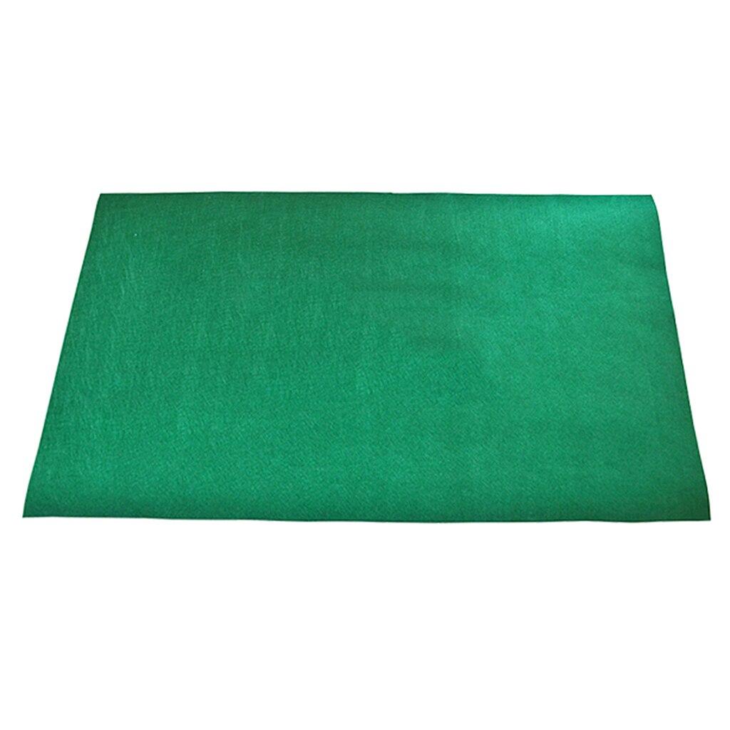 180 X 90 Cm Texas Poker Table Cloth Felt High Quality Nonwoven Mat