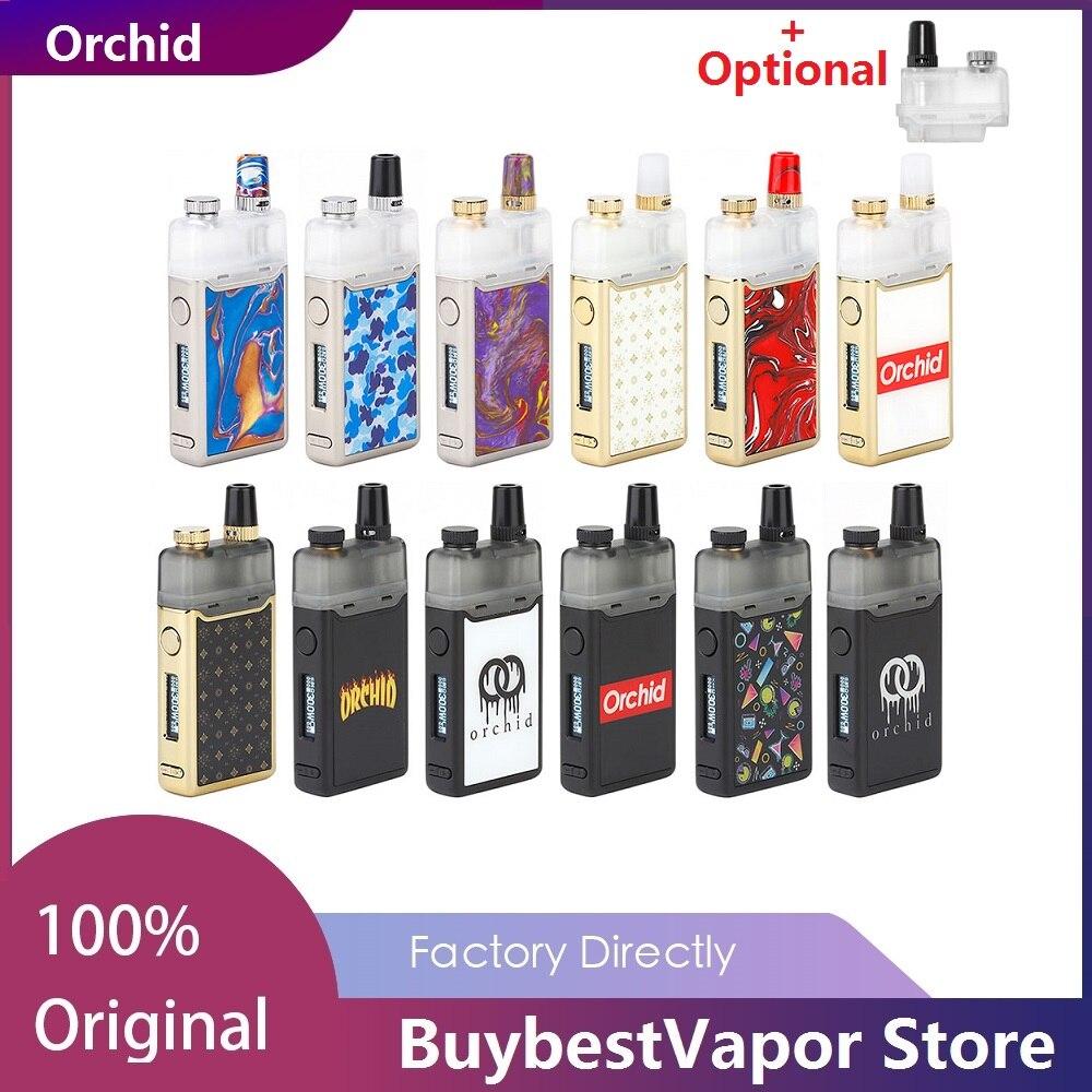 Heavengifts Orchid IQS Pod Vape Kit with 950mAh Battery & Pod System Orchid IQS e cig VS Drag Nano/ Lost Vape Orion/ pal 2 pro