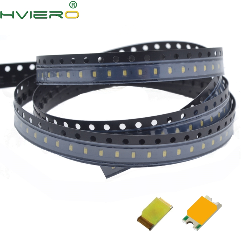 50pcs Super Bright 0805 Blue SMD SMT LED Blue Color NEW