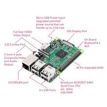 1PC Raspberry Pi 3 Modell B plus die Raspberry Pi 3b Pi 3 Pi 3B Mit WiFi und Bluetooth raspberry pi 3b plus B Entwicklung Bord