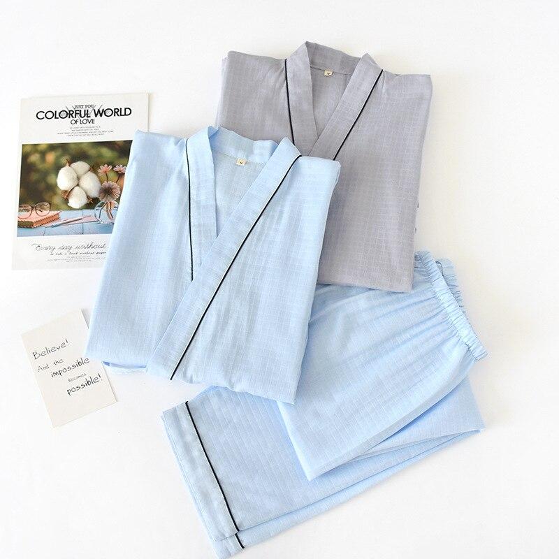 2020 New  Men Sleepwear Pijama Hombre Pajamas For Men Mens Pajamas
