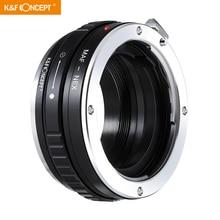 MINOLTA AF-NEX Переходное Кольцо с медь-алюминиевым материалами Для установки объектива Minolta AF на фотоаппарат NEX K&Fconcept