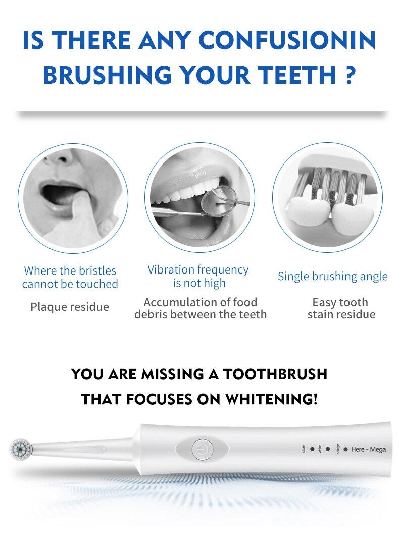 Escovas de dente elétricas