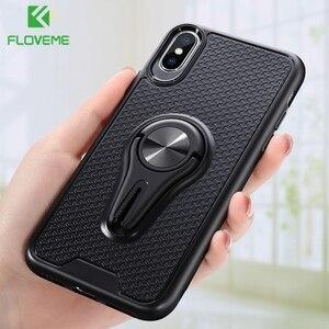 FLOVEME Redmi Note 7 Case Cover Car Phone Holder Xiomi Note7 Pro Funda For Xiaomi Mi 9 Mi9 Remi 7A 7 6A 8 Lite Note 6 K20 Pro(China)