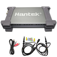 Hantek Ufficiale 6022BE Computer Portatile Del PC USB Digital Storage Oscilloscopio Virtuale 2 Canali 20Mhz Palmare Portatile Osciloscopio(China)