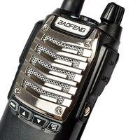 מכשיר הקשר שני הדרך Baofeng UV-8D מכשיר הקשר 8W מתח גבוה Dual PTT 128CH Fast שידור שני הדרך רדיו 400-480 MHZ טווח ארוך Portable ????? (3)
