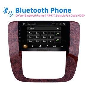 Image 4 - Seicane אנדרואיד 8.1 רכב GPS מולטימדיה נגן עבור 2007 2012 GMC יוקון/אכדיה/טאהו שברולט שברולט טאהו/Suburban ביואיק אנקלייב