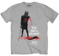 Monty Python 'Tis But A Scratch' T Shirt NEW & OFFICIAL!