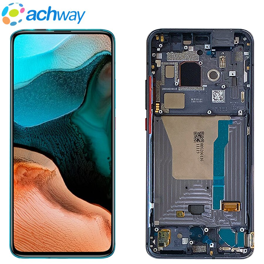Tested Well Screen for <font><b>Xiaomi</b></font> Redmi K30 Pro LCD Touch Screen Digitizer Assembly K30 Pro <font><b>Display</b></font> Poco X2 Pocophon X2 Replacement image
