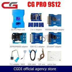 Programator CG Pro 9S12 pełna wersja  w tym wszystkie adaptery CGDI CG Pro 9S12 dla programatora Freescale następna generacja CG-100