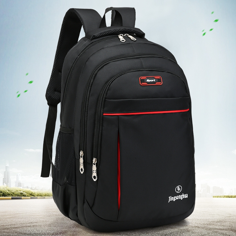 HEFLASHOR Men Women Backpack Boys Girsl Backpack School Bags School Backpack Work Travel Shoulder Bag Mochila Teenager Backpack
