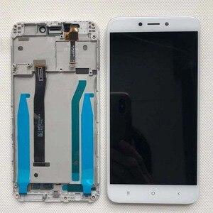"""Image 4 - Oryginalny Test 5.0 """"IPS LCD dla XIAOMI Redmi 4X wyświetlacz ekran dotykowy Digitizer z ramką dla Xiaomi Redmi 4X wyświetlacz LCD naprawa"""