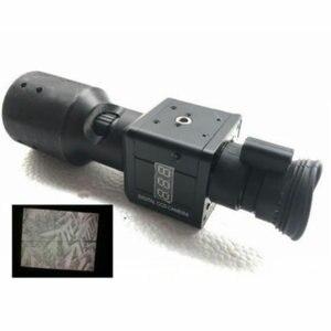 Прицел для винтовки, монокуляр/Wi-Fi DIY, прицел ночного видения для охоты, камера NV, телескоп