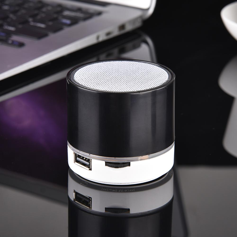 S10 Stereo Bluetooth Speaker Support U Disk TF Card Universal Mobile Phone Music Mini Wireless Outdoor Portable Woofer #BO