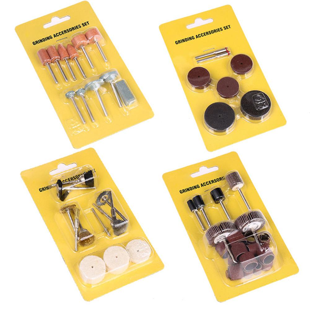 Electric Grinding And Polishing Accessories Grinding Wheel Head Engraving Grinding Tools Accessories Household