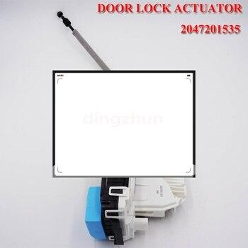 for MERCEDES benz W204 W211 W212 X204 GLK Door Lock Mechanism Actuator FRONT LEFT A2047201535 2047201535 c class e klass g