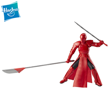Hasbro Star Wars Elite Praetorian Guard Garde Pretorien D'elite Age Edad Idade 6-inch Black Series Action Figure Model Kids Toys image